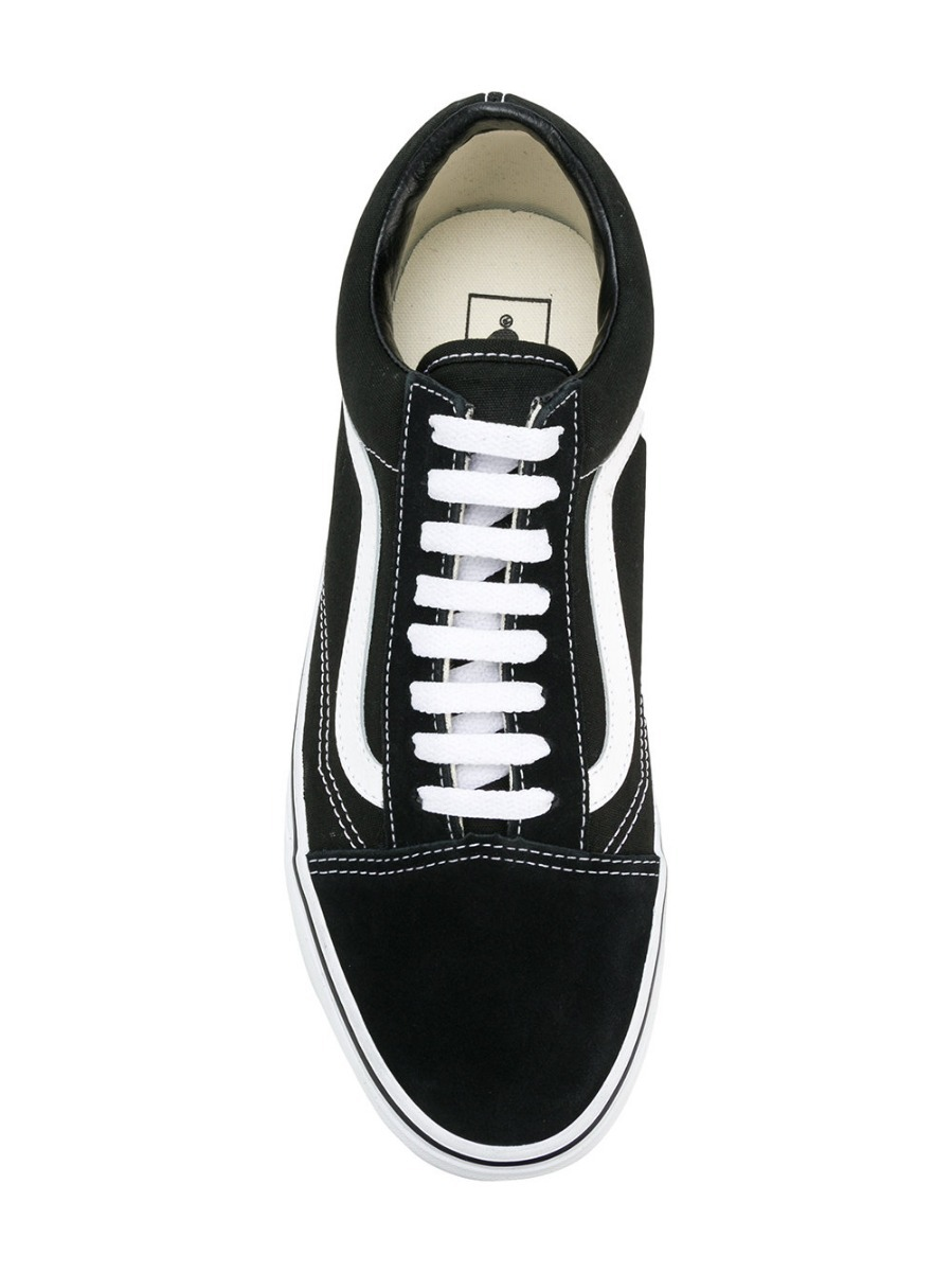 57f222130ca tênis vans old skool preto branco rosa skatista ft original. Carregando zoom .
