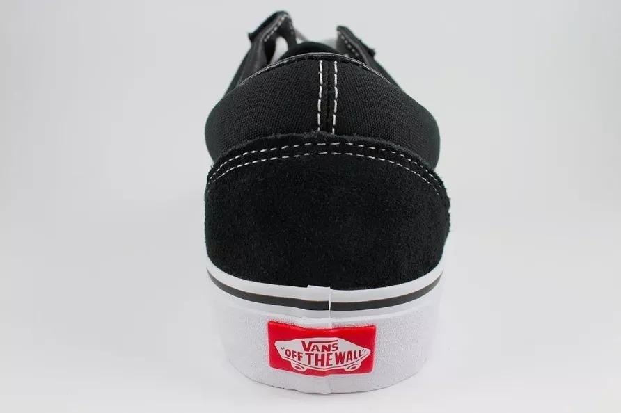 be0a0b17a0 tênis vans old skool preto branco skatista ft original. Carregando zoom.