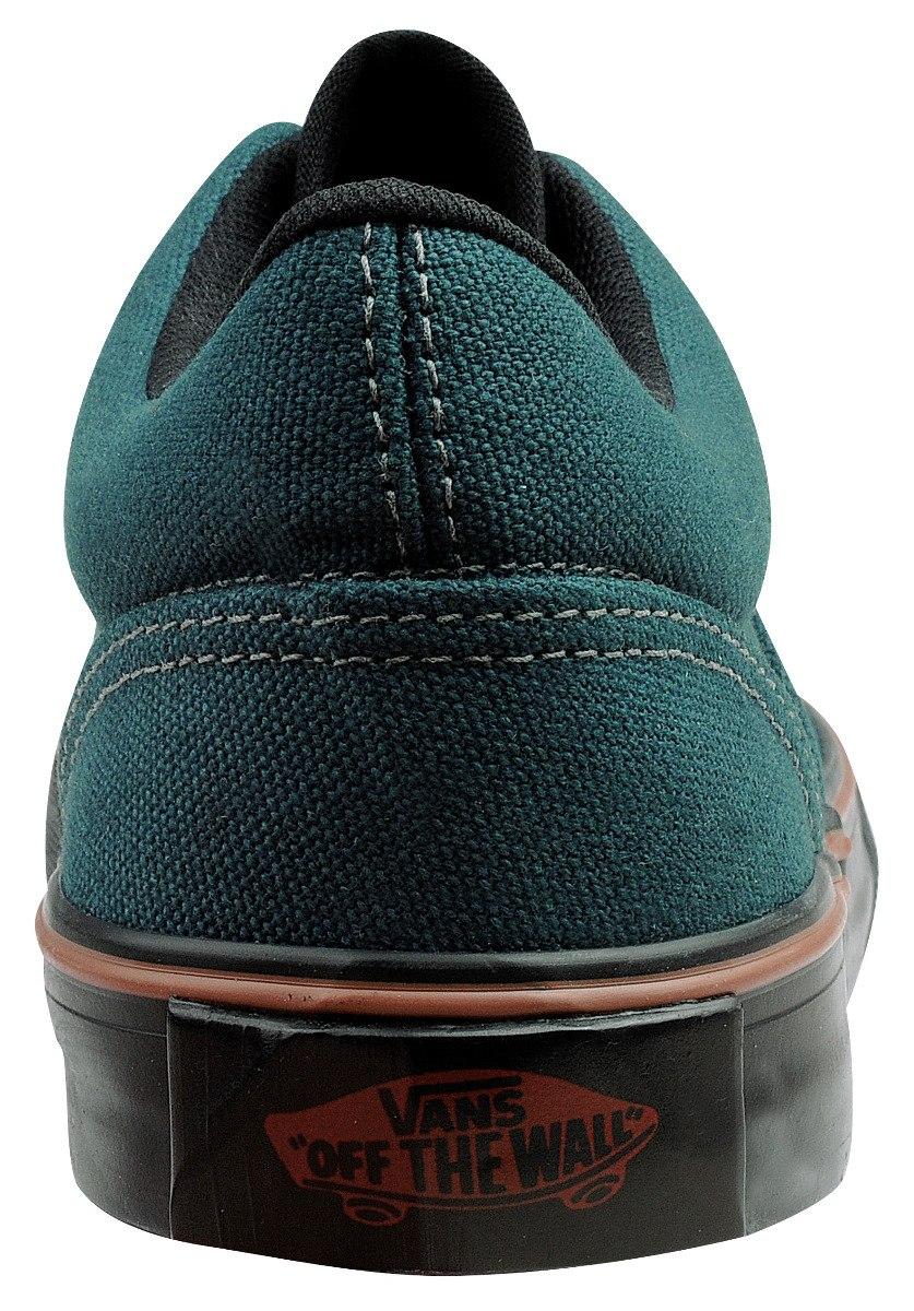 575bfac732a tênis vans old skool verde escuro. Carregando zoom.