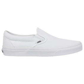 65f493d51ff Tênis Vans Slip On True White