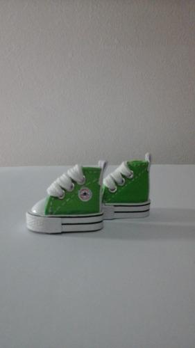 tênis verde blythe/pullip/dal/bjd