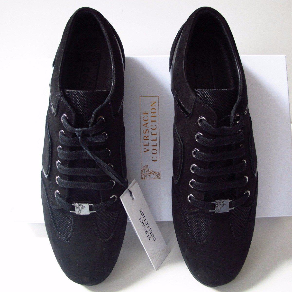 tênis versace collection 100% original - produto europeu. Carregando zoom. 401c3a976fbb0