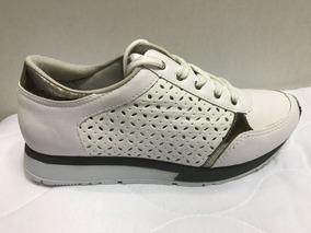 9f62882c38 Tenis Via Marte Branco - Sapatos em Santa Catarina no Mercado Livre ...