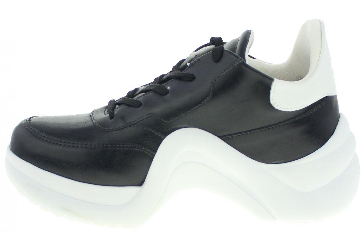 1197e364b12 tênis via uno 374001seav feminino chunky sneaker. Carregando zoom.