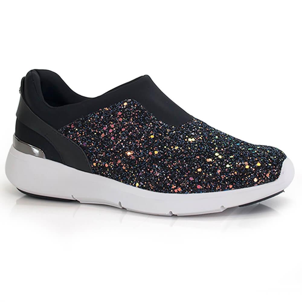 fa94b9572 tênis vizzano jogging maxi glitter galático - feminino. Carregando zoom.