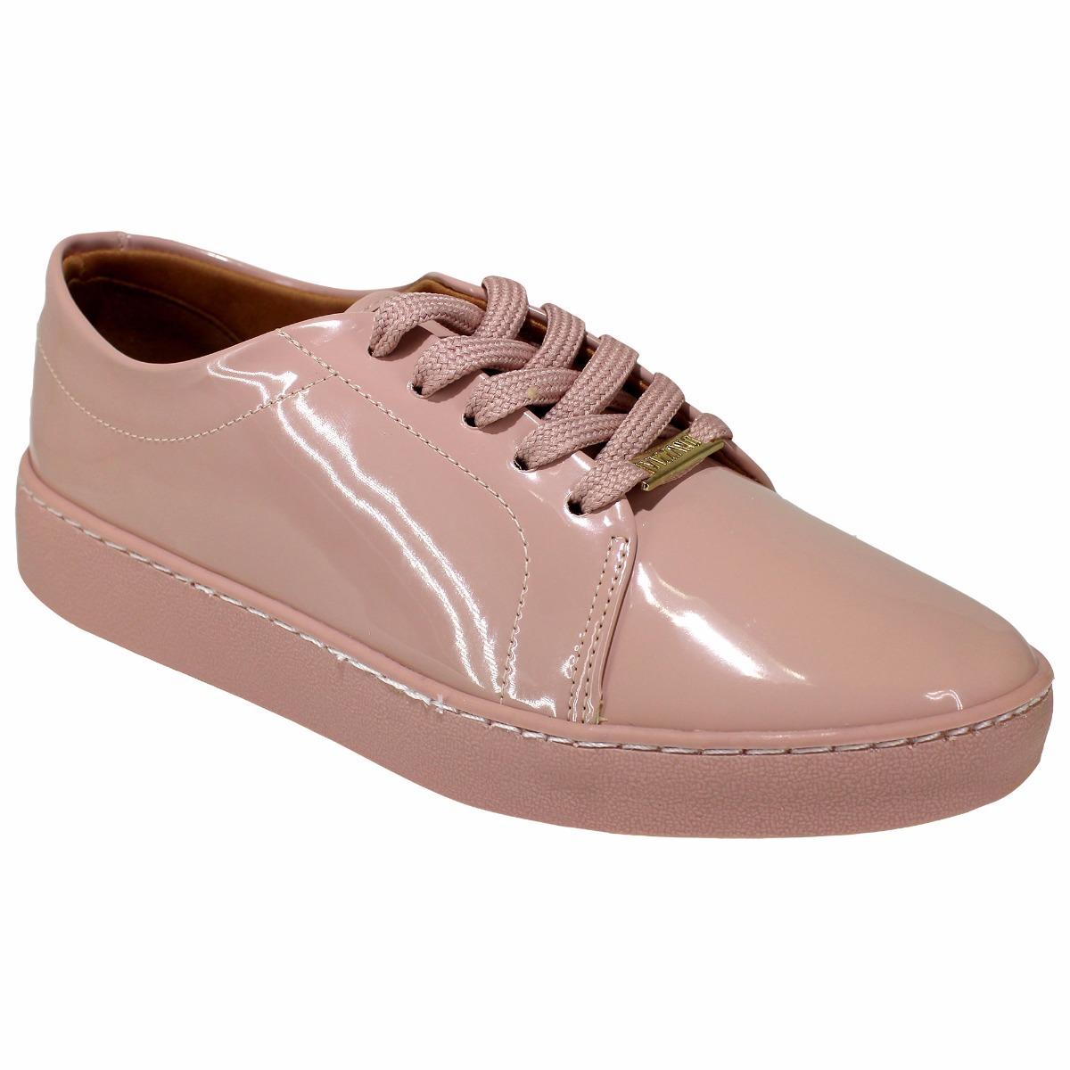 f0a87a807 tênis vizzano verniz premium - rosa - frete grátis. Carregando zoom.