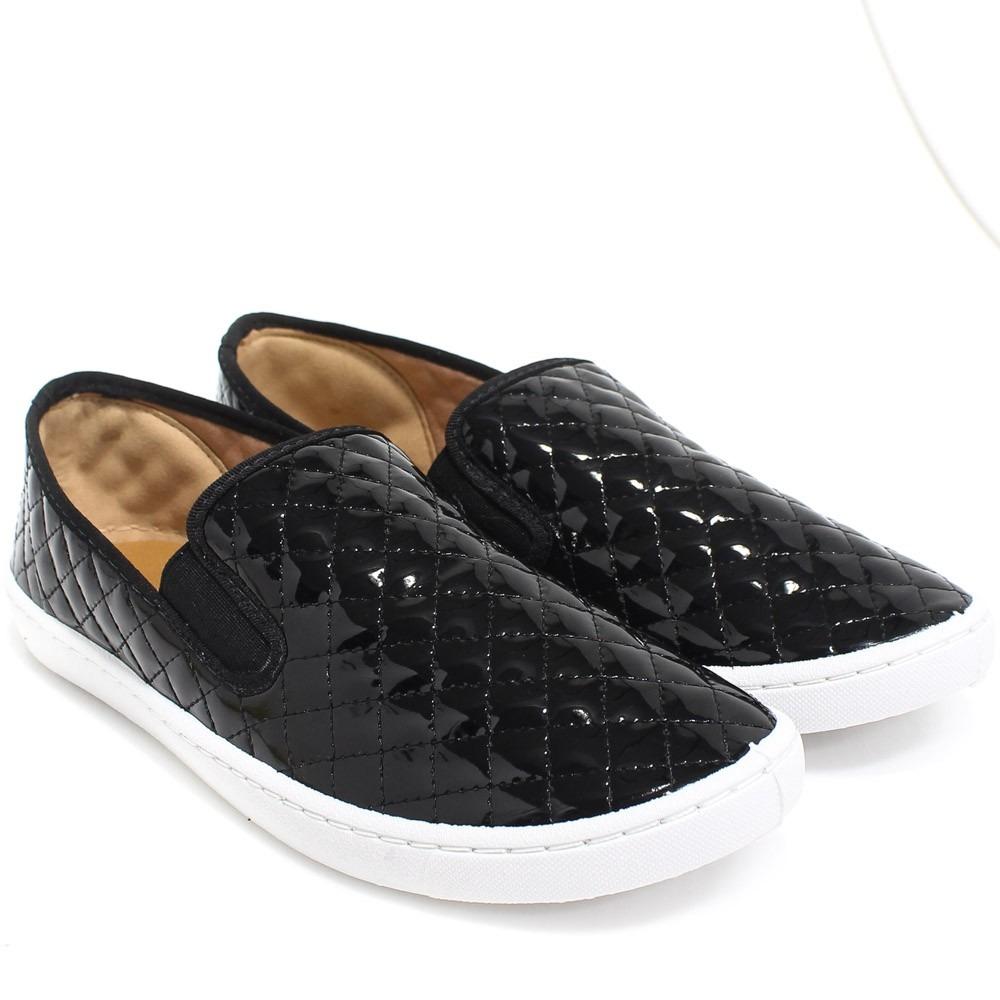 50c65e461 tênis zariff shoes slip on matelassê 8017-10975   zariff. Carregando zoom.