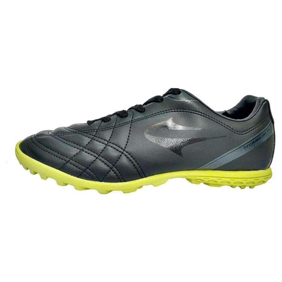 tênis chuteira futebol society topper titanium4 black friday. Carregando  zoom. cd8a35912faf2