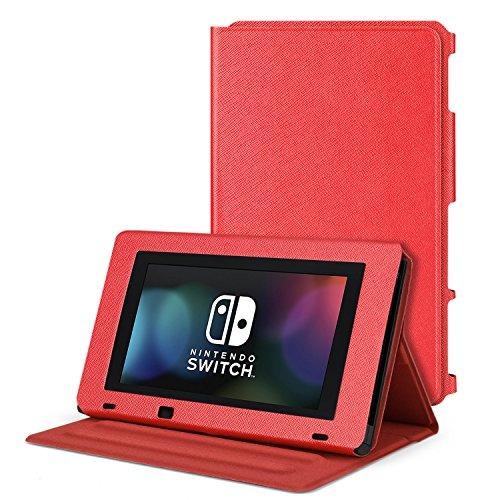 tnp nintendo switch funda protectora portable play stand - e