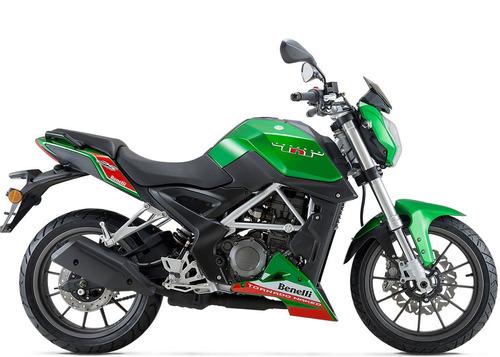 tnt 250 moto benelli