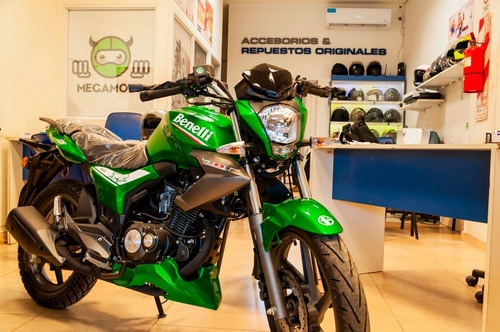tnt benelli naked 150