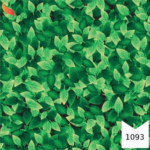 tnt estampado folhas decoracao 1,40mx 2 metros