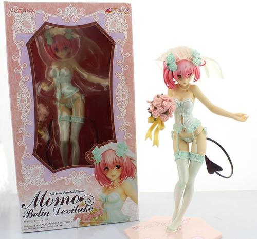 to love ru momo velia deviluke 1/6 (26 centimetros)