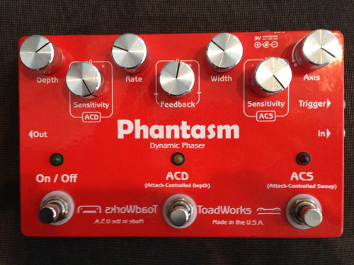 toadworks phantasm phaser
