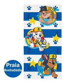 ee142549e06e Toalha De Banho Personagens Infantil Aveludada no Mercado Livre Brasil