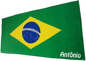 a0891c06d Toalha De Banho Bandeira De Portugal no Mercado Livre Brasil