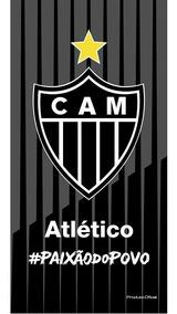 daa7342cfc83 Super Toalha De Banho Do Atletico Mineiro no Mercado Livre Brasil