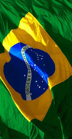 91bbd7f5c Toalha De Praia Gigante Bandeira De Brasil no Mercado Livre Brasil