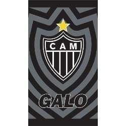 fb5440eaf868 Toalha De Banho Atlético Mineiro no Mercado Livre Brasil