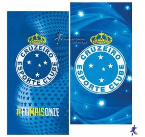 7b71df2a21bbf Toalha De Banho Do Cruzeiro Toalhas - Acessórios para Banheiros no Mercado  Livre Brasil