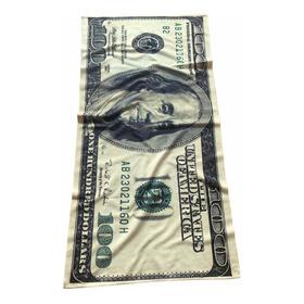 Toalha De Banho Dólar