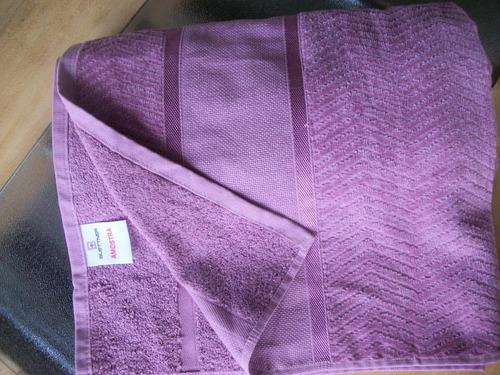 toalha de banho goiaba