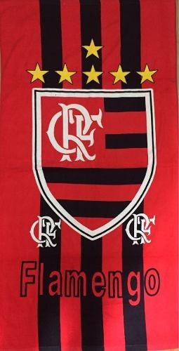3a403977c826 Toalha De Banho Praia Flamengo - R$ 49,00 em Mercado Livre