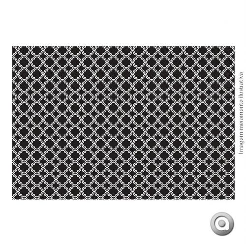 toalha de mesa arabesco classic invertido 144x210 cm