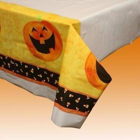 Toalha De Mesa Halloween Pumpkin