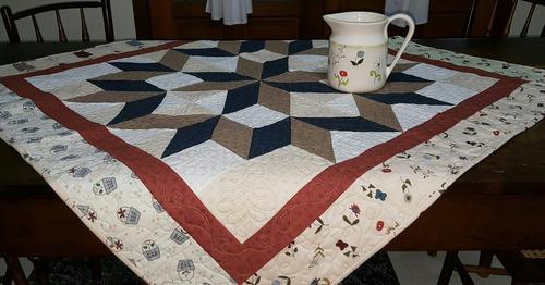 toalha de mesa + jarra
