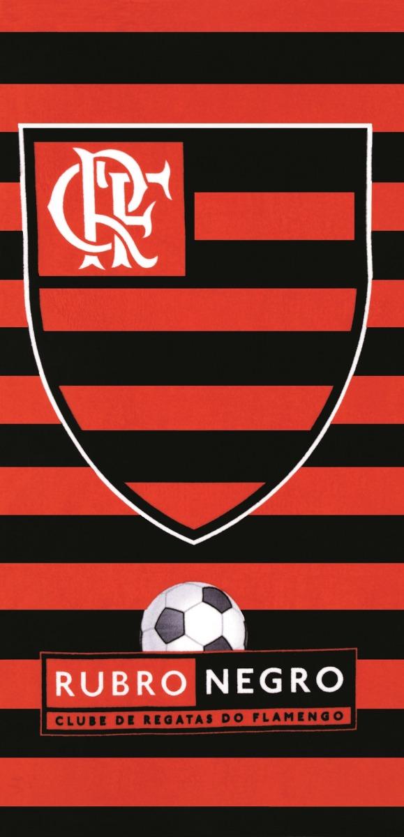 e39a8b932b89 Toalha De Praia Flamengo Aveludada Dohler 76 X 1.52mts - R$ 36,00 em ...