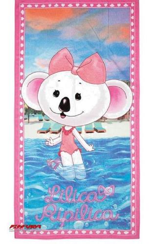 toalha lilica ripilica praia piscina banho