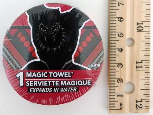 toalha mágica black panther