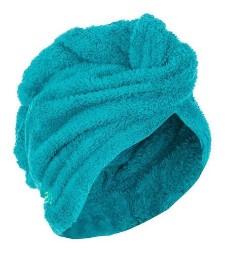 toalha mágica cabelo seca rápido touca banho
