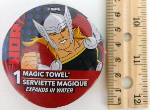 toalha mágica thor cartoon