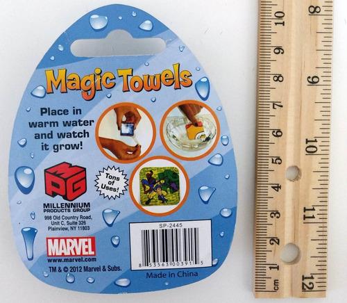 toalha mágica thor de  os vingadores