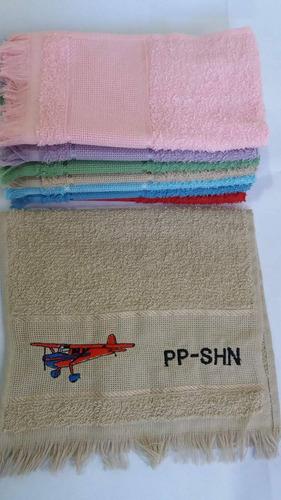 toalha social para limpeza de aeromodelos 6 pçs