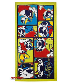 dd44ba8b4750 Toalha Tigor Tigre - Toalhas no Mercado Livre Brasil