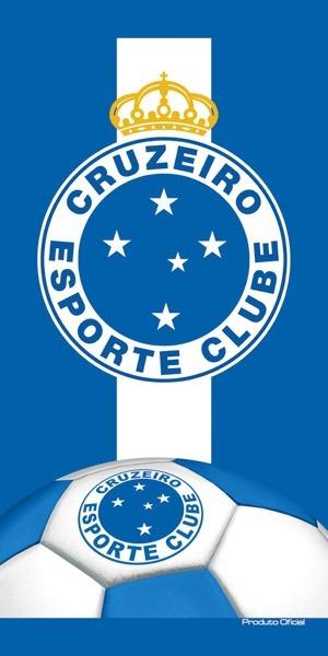 Toalha Time Veludo Algodão Cruzeiro 207553 Buettner - R  40 0894f78c1dfc2