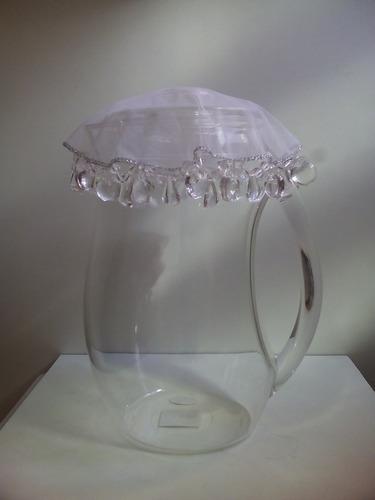toalhinha cobre jarras