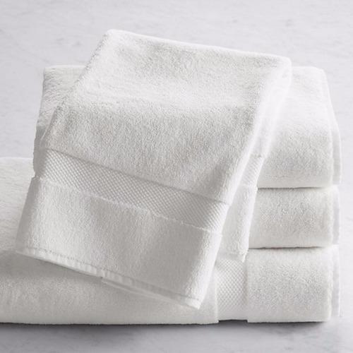 toalla 600 gr cuerpo 0,80 x 1,60 uni hotel 100% algodón