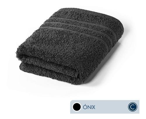 toalla ama de casa classic mano 75x44 cm ónix