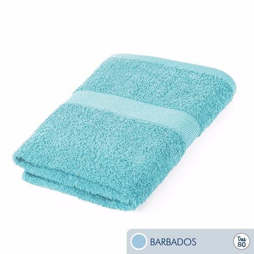 toalla ama de casa tres80 baño 120x68 barbados
