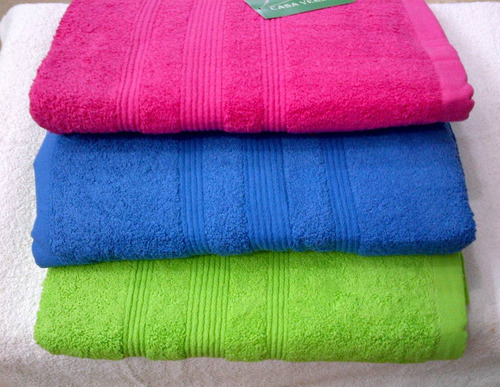 toalla casa verde jumbo 100x175