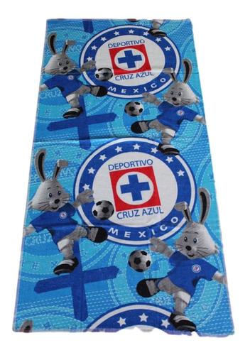toalla cruz azul liga mx gran calidad