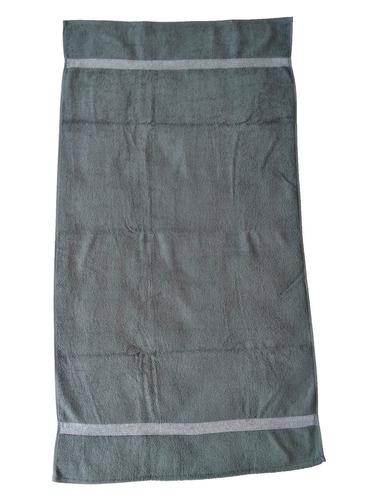 toalla cuerpo 70 cm x 140 cm x 450 g - gris