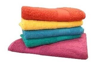 toalla de baño colores surtidos 90x180 (6040012) mh prc