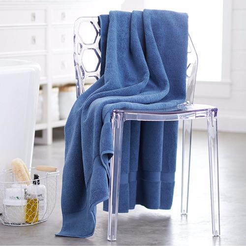 toalla de bano de lujo grande azul *envío gratis