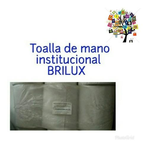 toalla de mano secante bx3 brilux