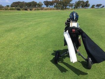 toalla de microfibra del green de golf 16